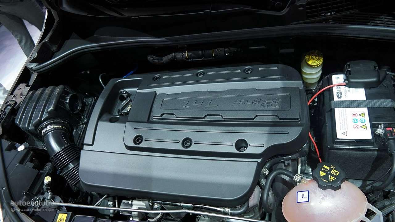 Двигатель Фиат 500Х MultiAir