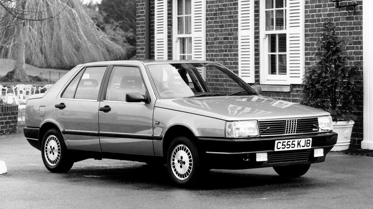 Fiat Croma 154 фото спереди