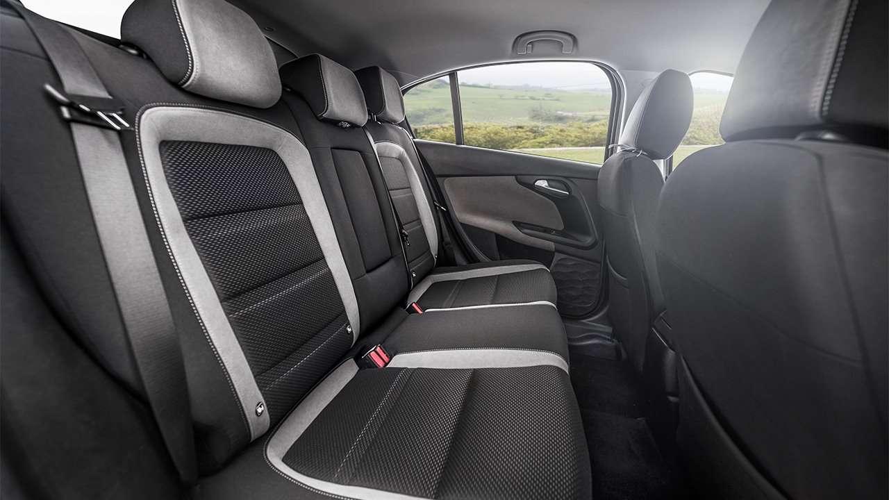Задние сиденья Fiat Tipo 2019-2020