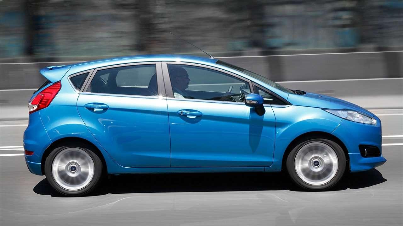 Профиль шестого Ford Fiesta