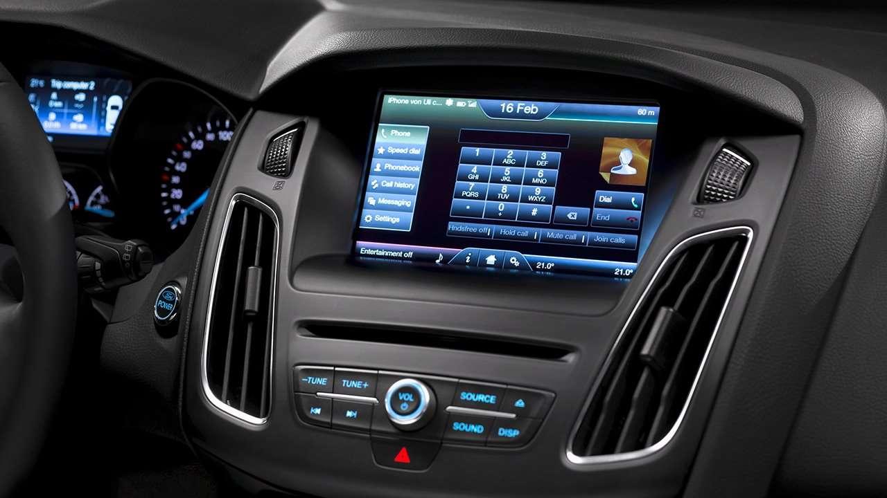 Ford Focus 3 (2011-2019) мультимедиа