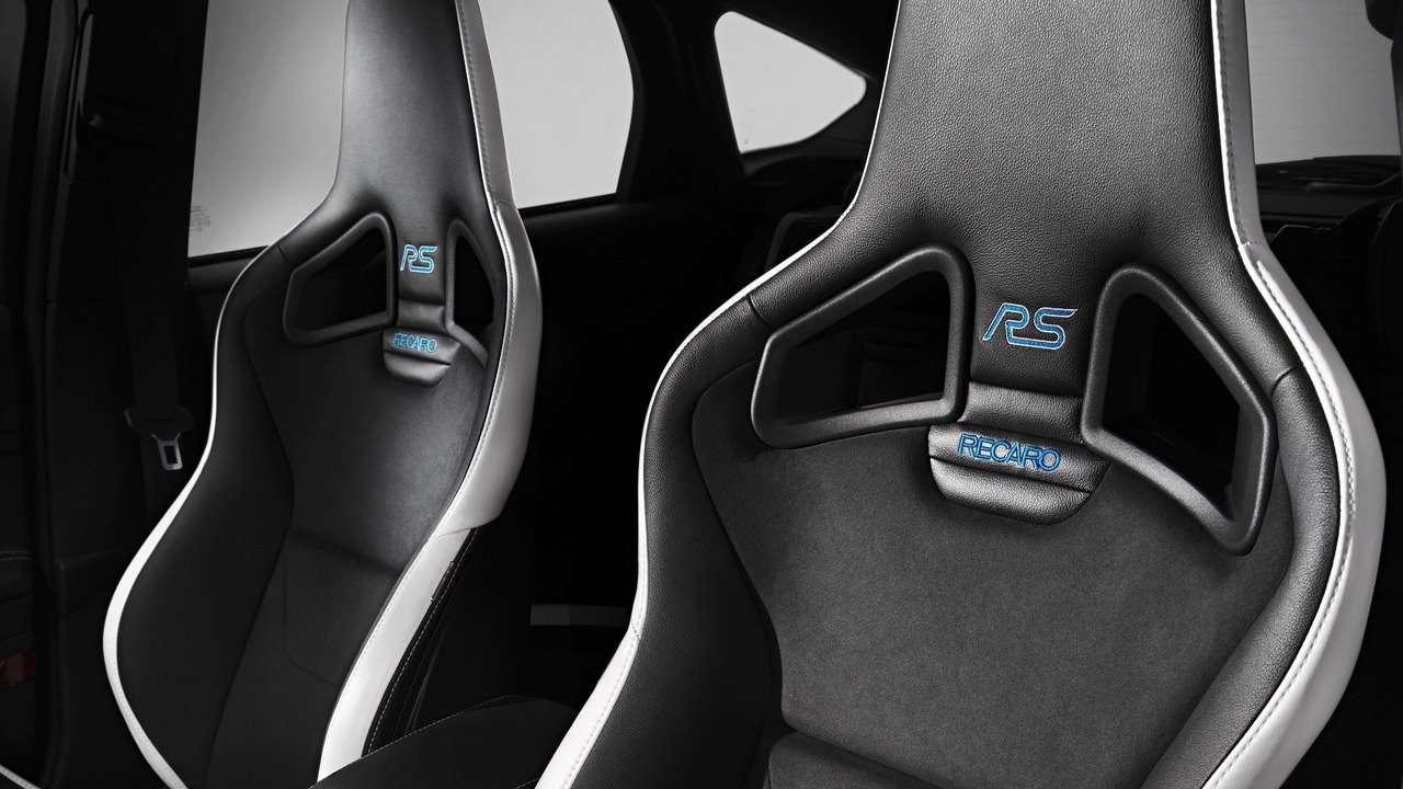 Сиденья Форд Фокус РС 3 (2017-2018)