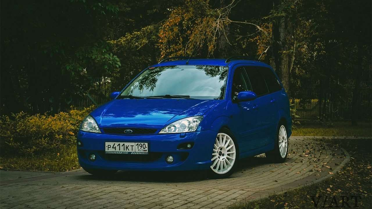 Универсал Форд Фокус ST170