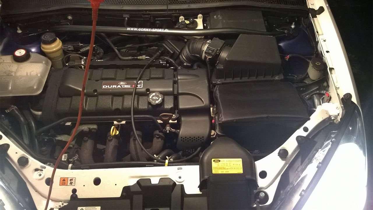Двигатель Форд Фокус СТ 1