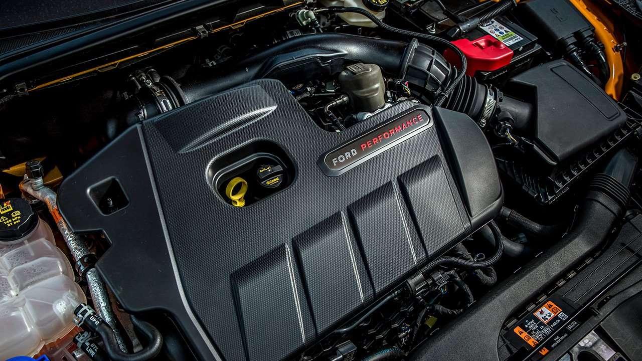 Фото двигателя Форд Фокуса СТ
