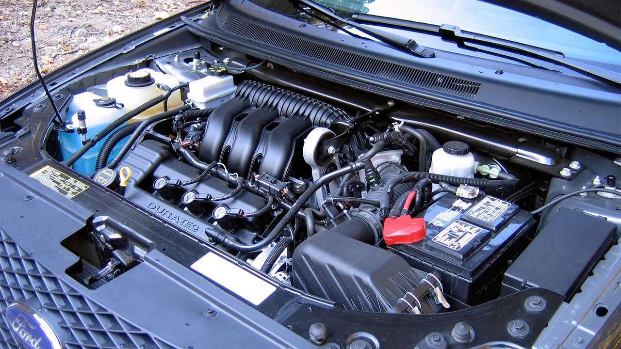 Двигатель Форд Freestyle