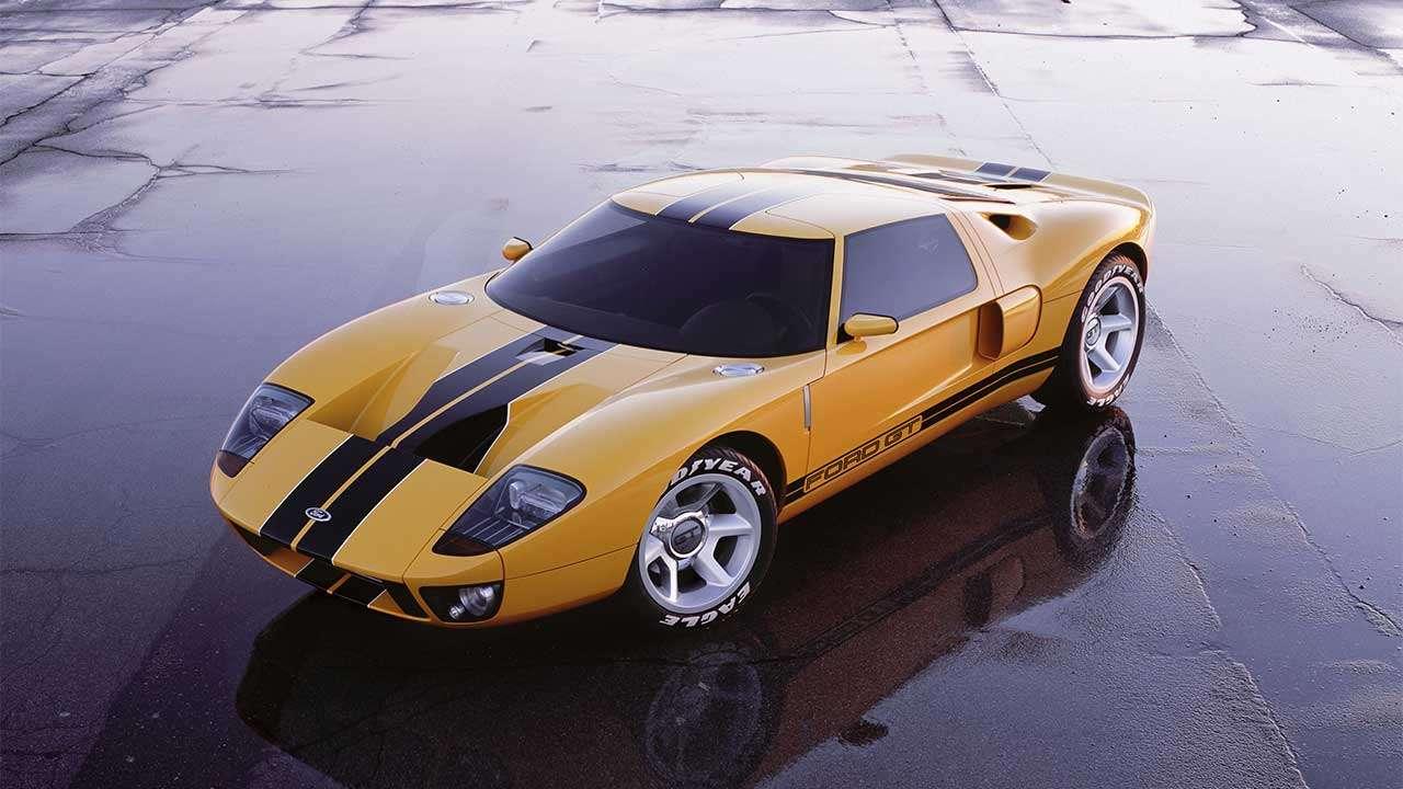 Концепт Форд GT (2003-2006)