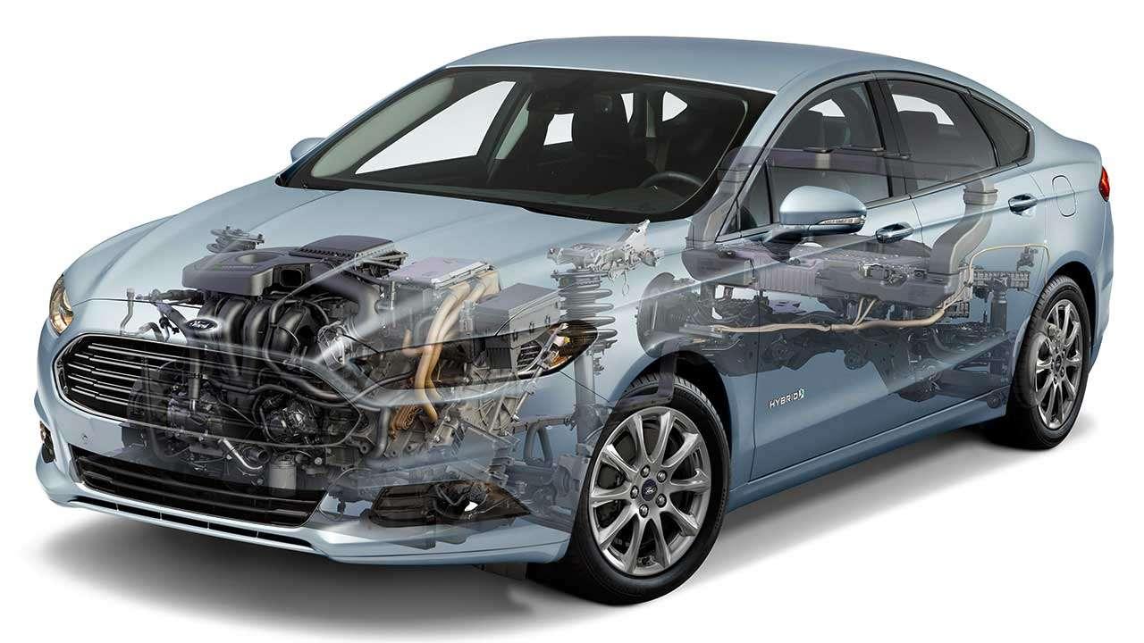 Техническая часть Форд Mondeo