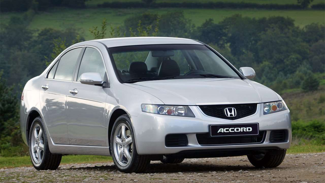 Передок Honda Accord VII