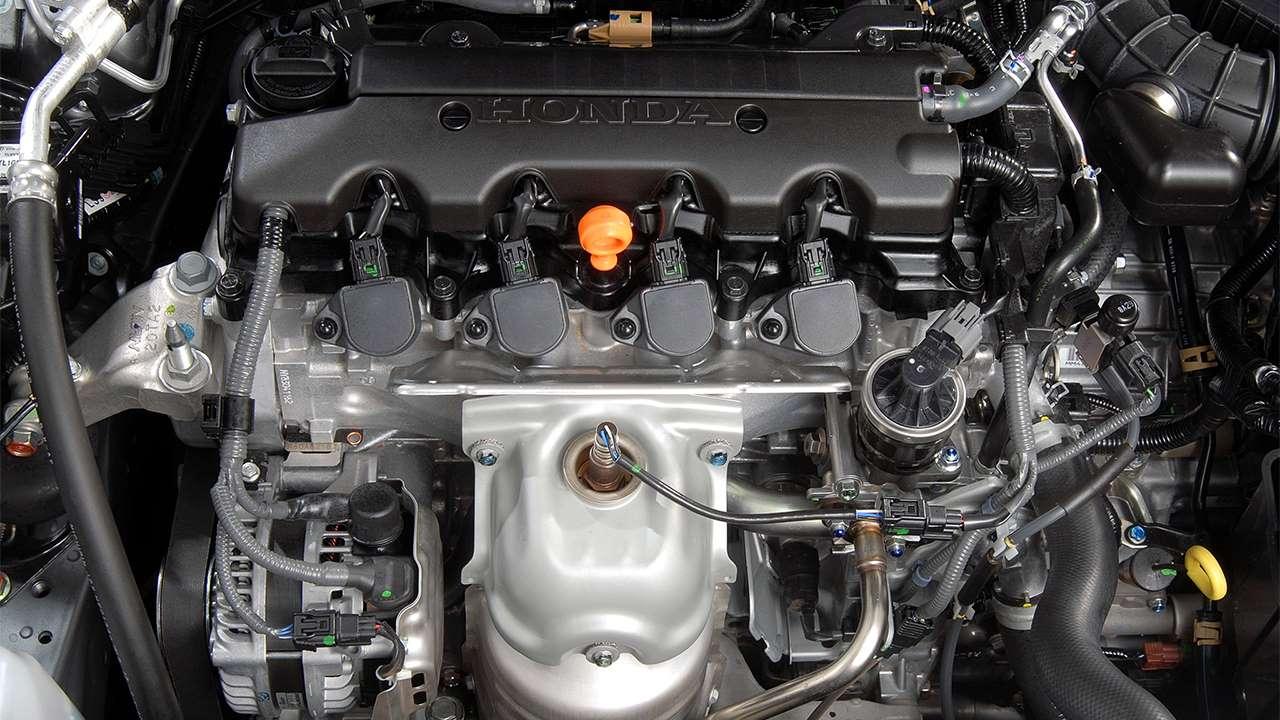 2-литровый мотор