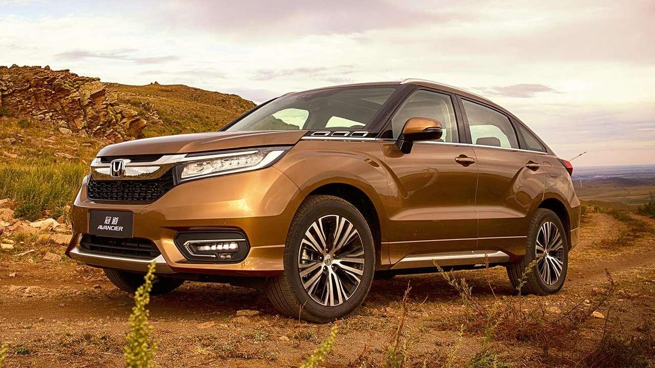 Honda Avancier 2019-2020 цена, технические характеристики, фото, видео тест-драйв