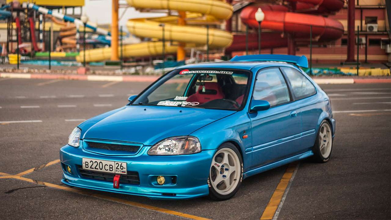Honda Civic 6 хэтчбек
