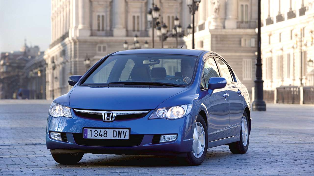 Седан Honda Civic 8