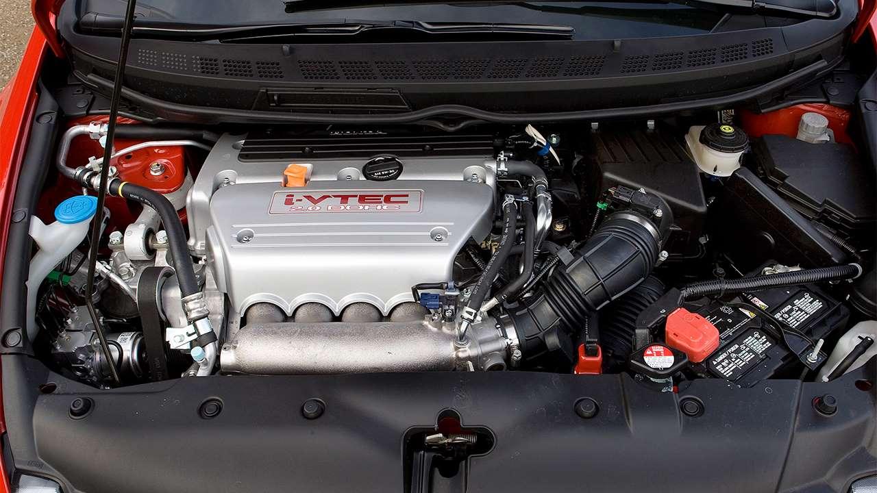 2-литровый мотор восьмого Цивика