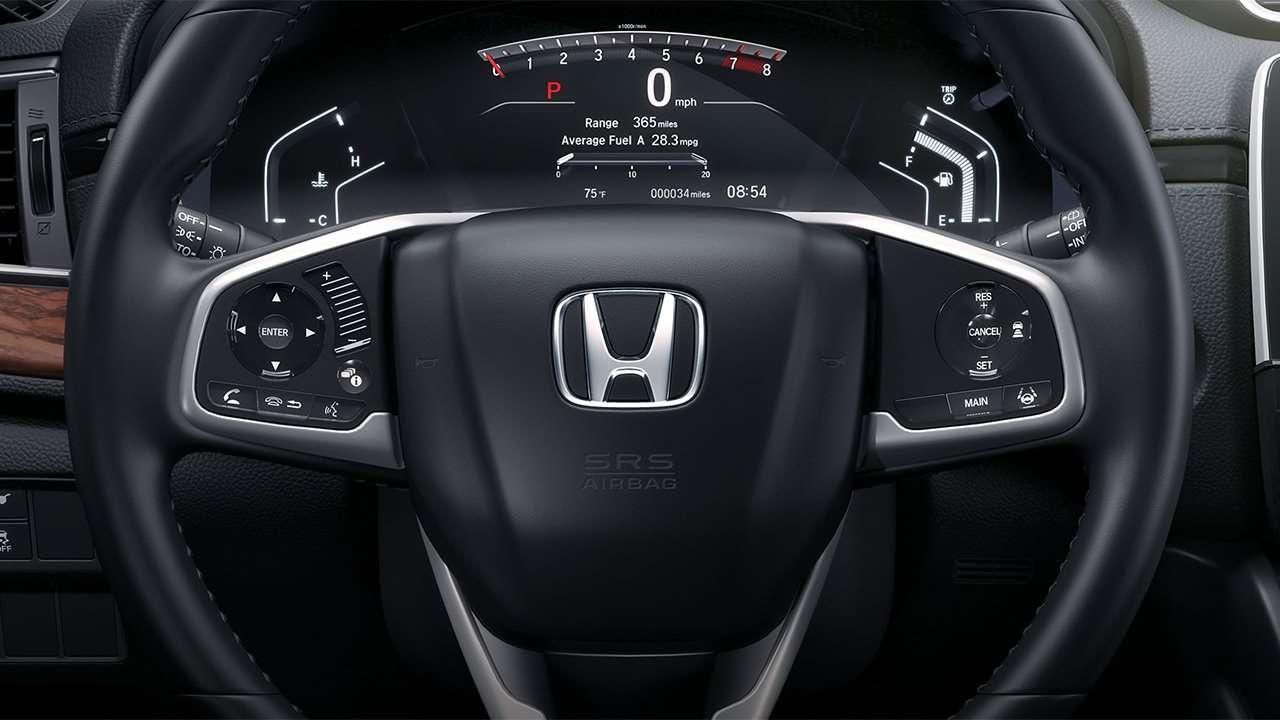 Панель приборов Honda CR-V 2020-2021