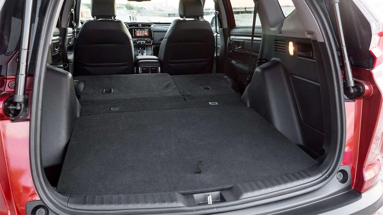 Багажник Хонда СРВ 5