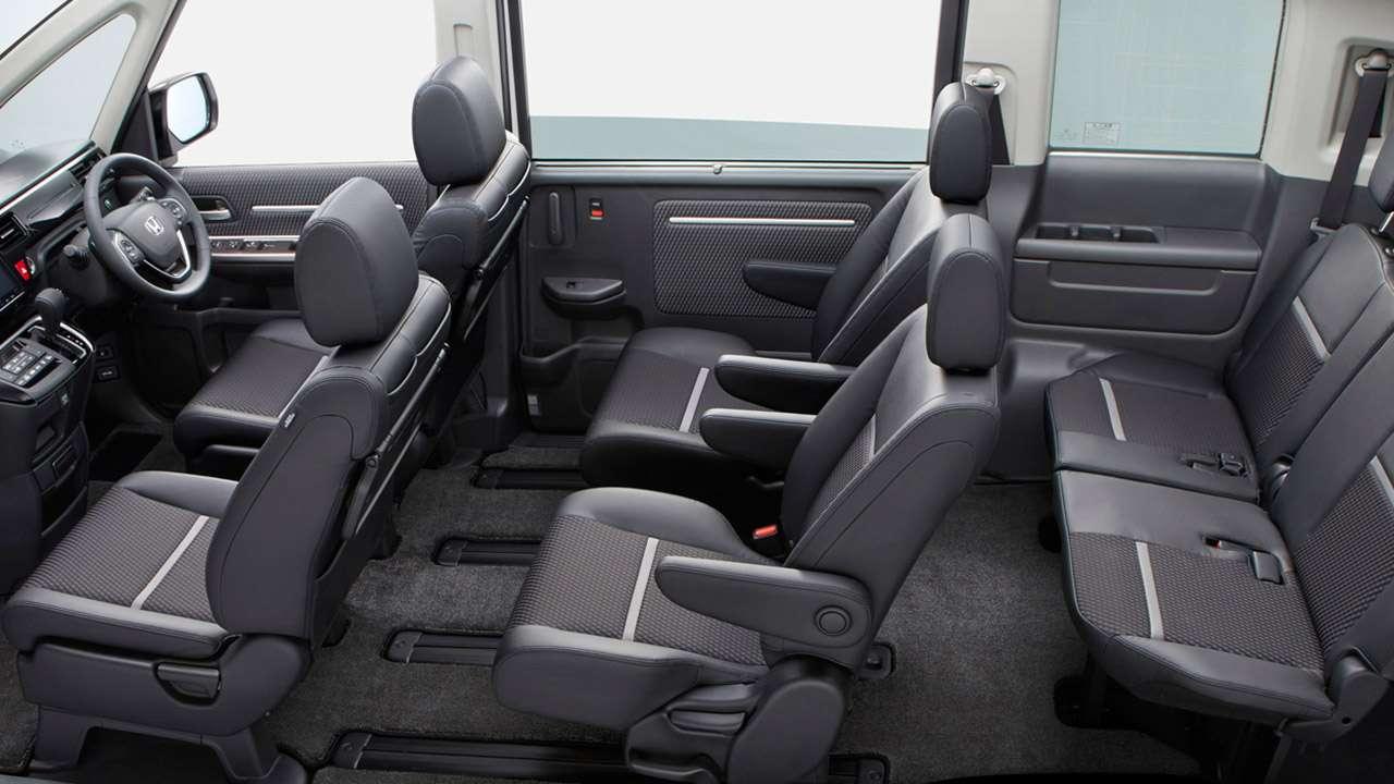 Все сиденья Honda Crossroad