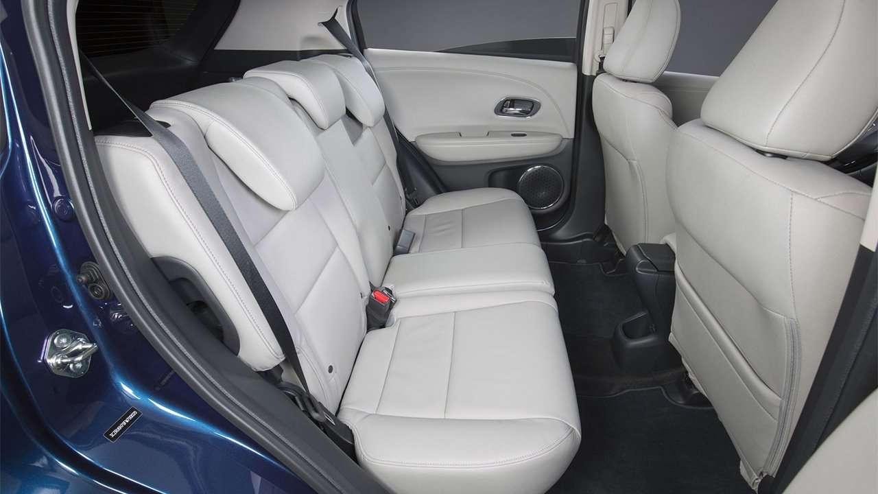 Задние сиденья Honda HR-V 2019-2020