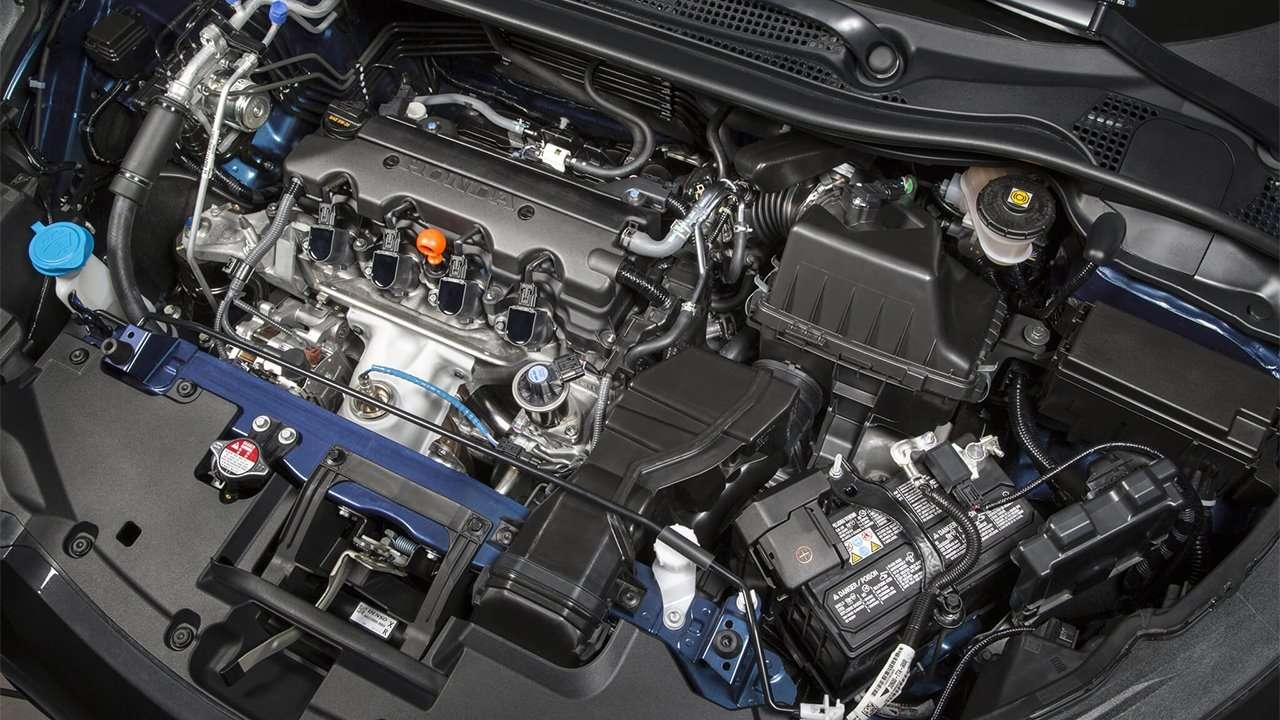 Двигатель Хонда ХР-В 2019-2020