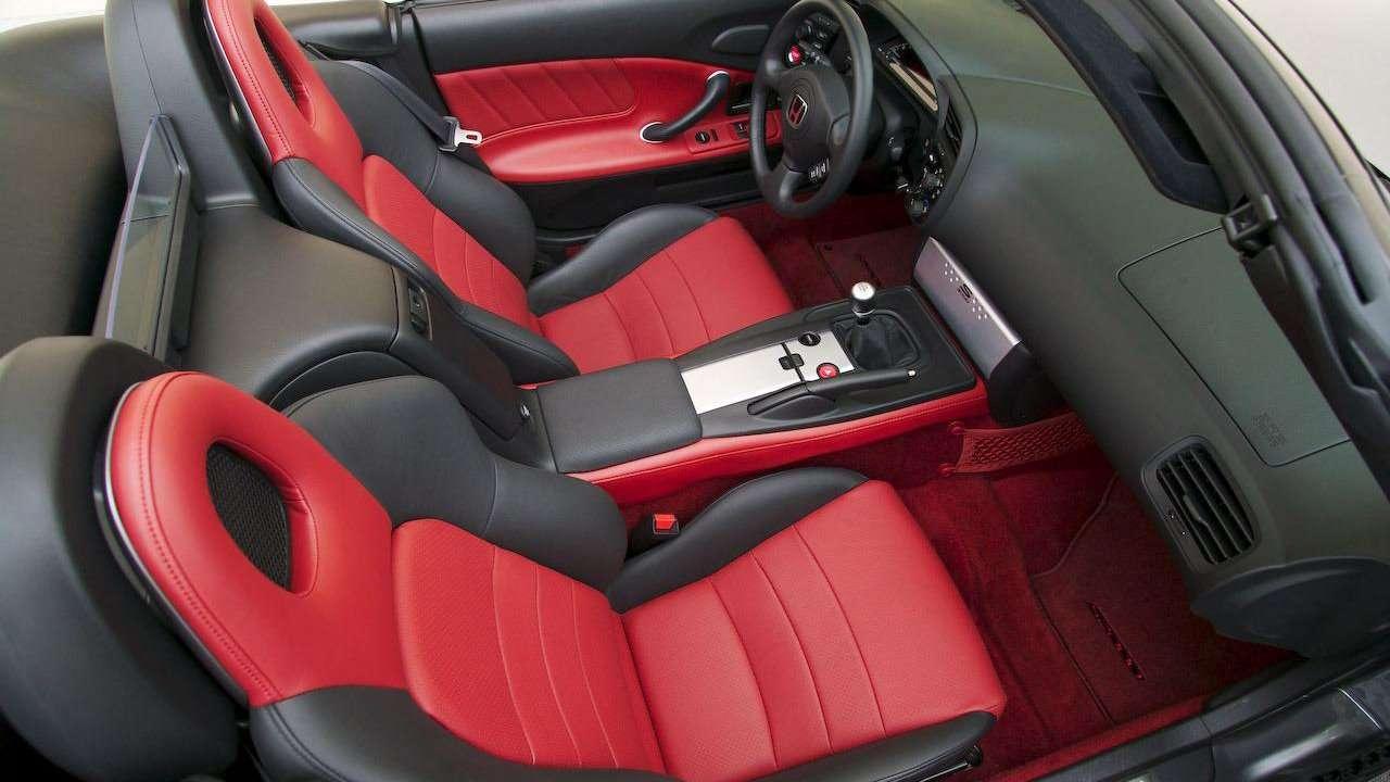 кресла Honda S2000