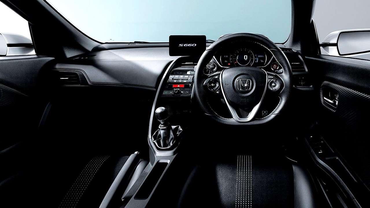 Салон Хонда С660