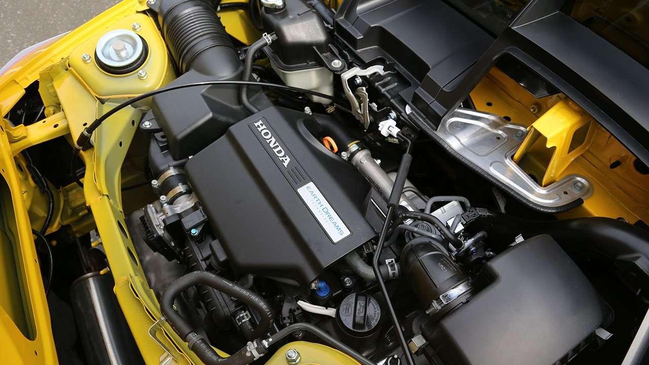 Двигатель Хонда С660