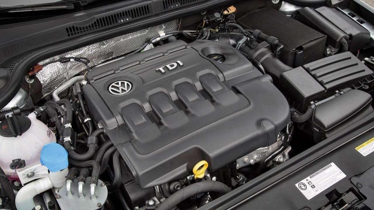 Монтаж нового двигателя