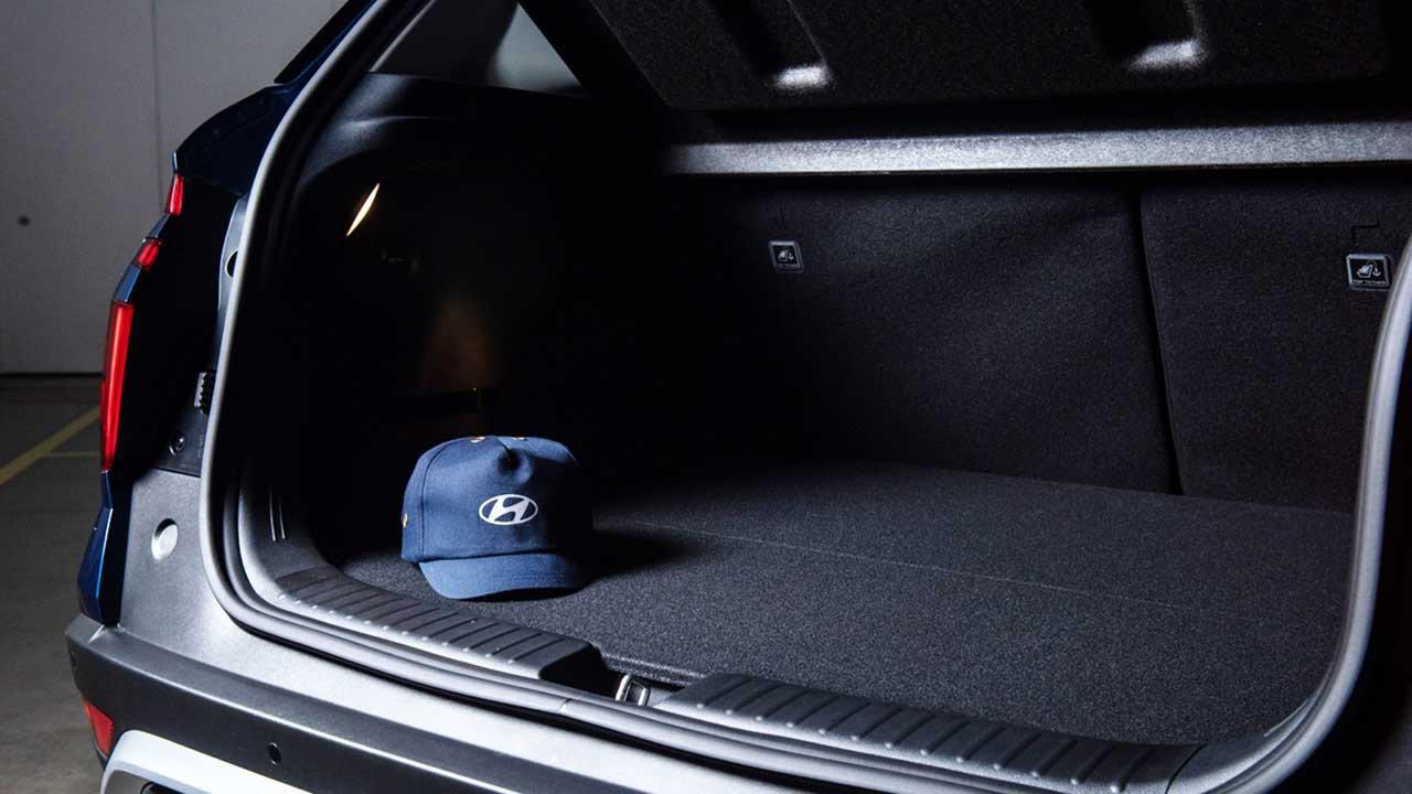 Фото багажника Hyundai Creta 2021