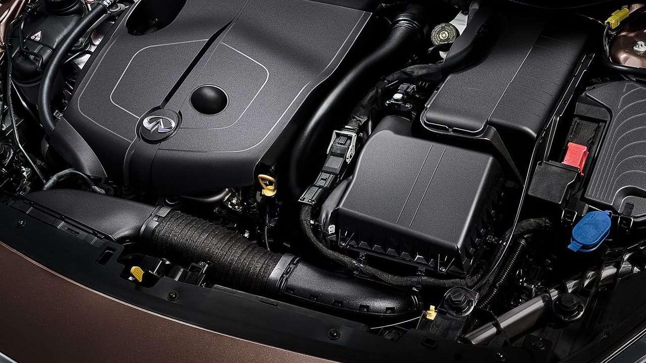Двигатель кроссовера