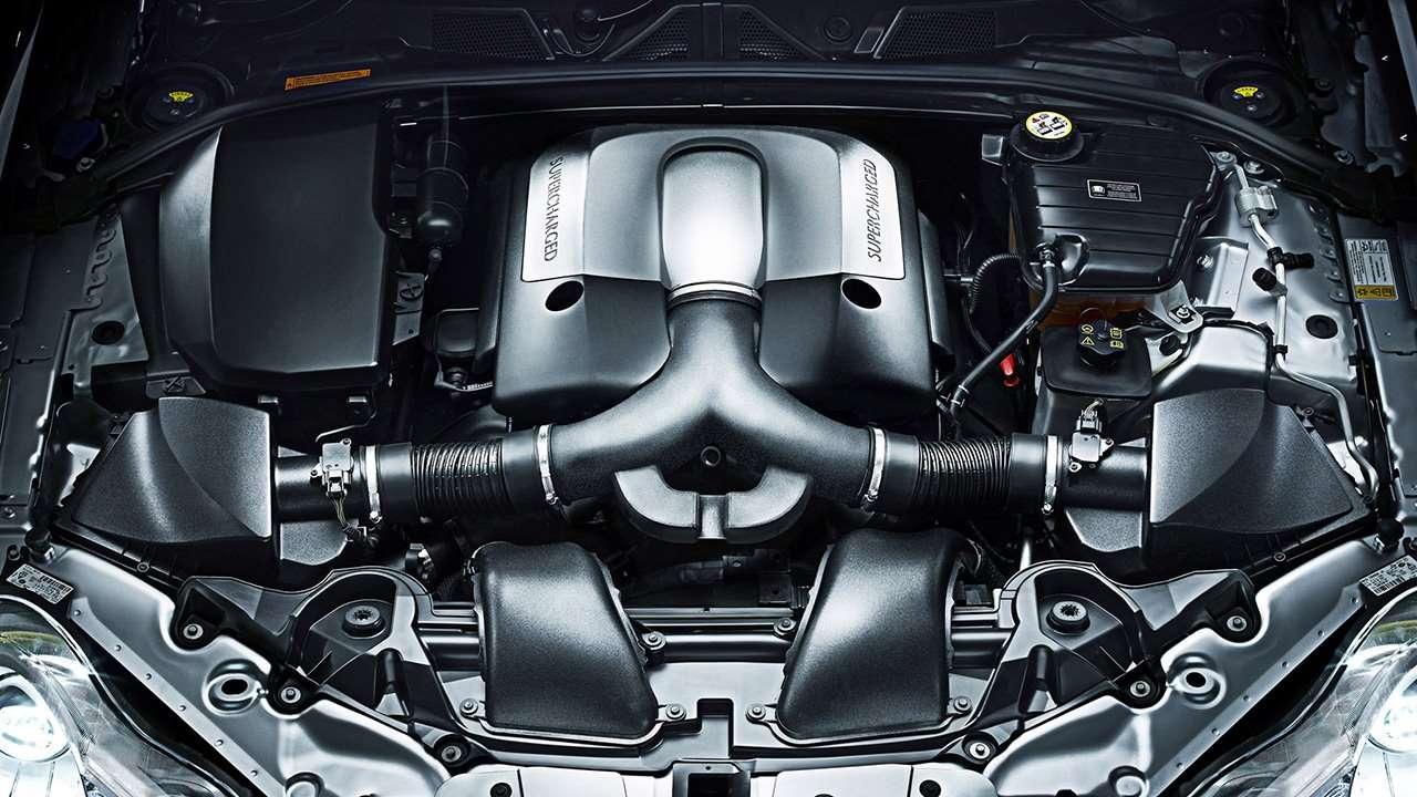 4,2-литровый мотор