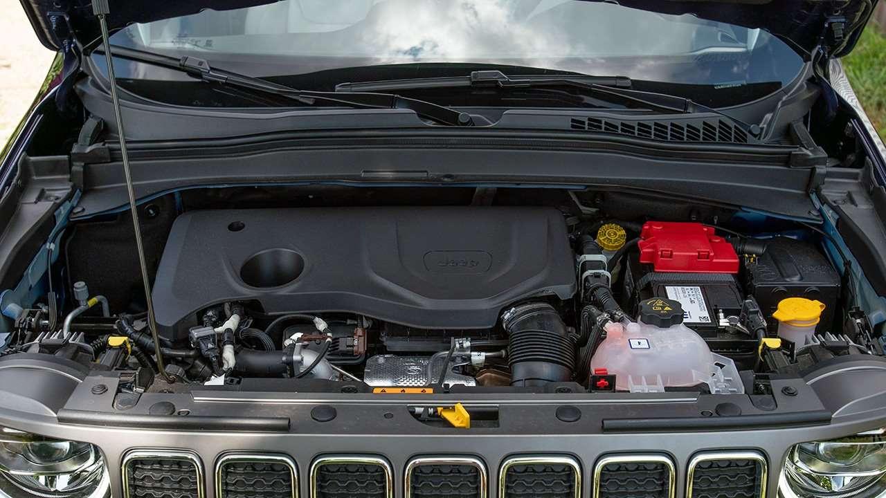 Двигатель Джип Ренегат 2020-2021