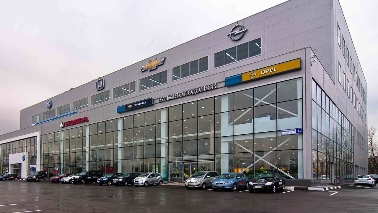 Как купить новый автомобиль