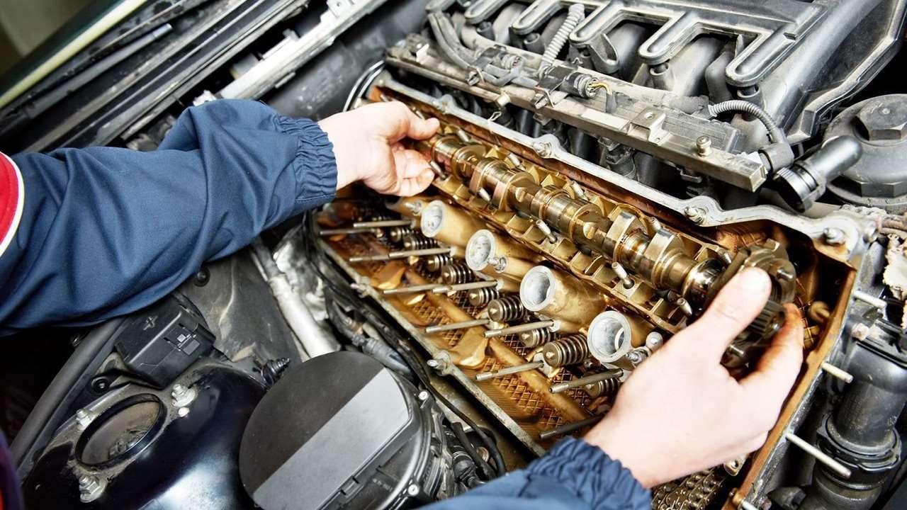 Как сделать капремонт двигателя фото 425