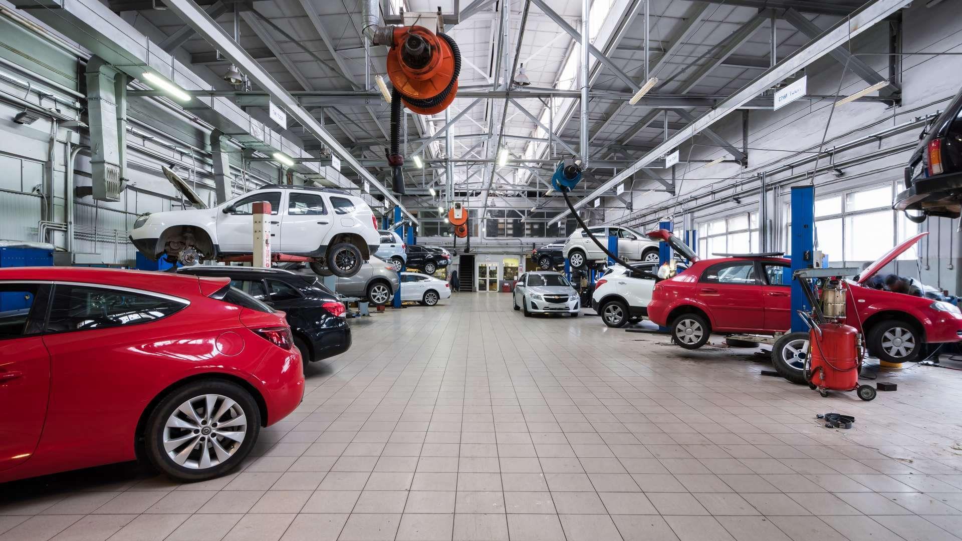 Как выбрать СТО для обслуживания автомобиля