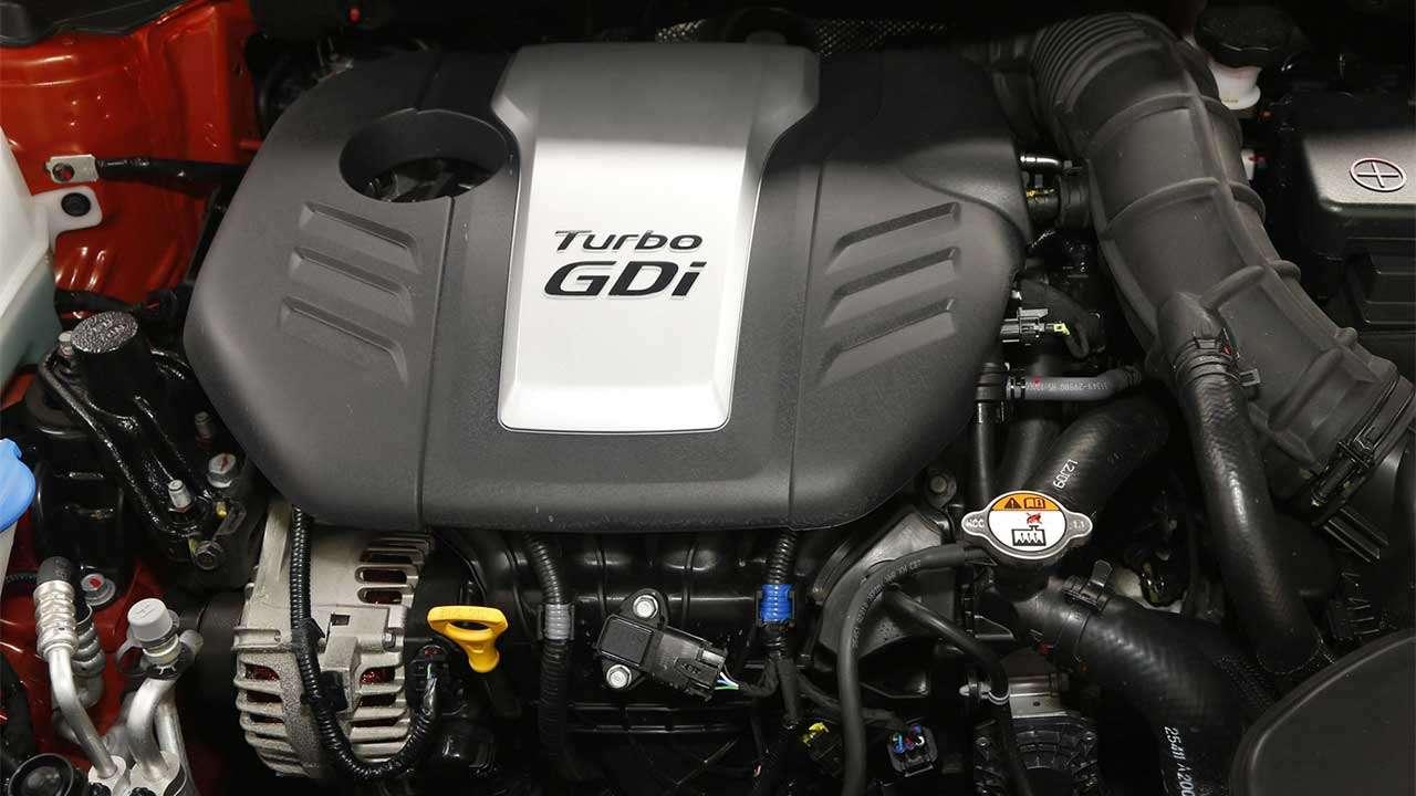 Фото двигателя KIA Сид ГТ