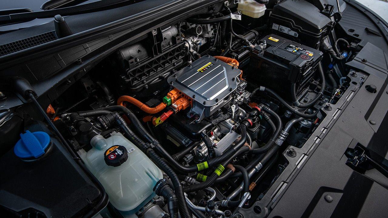 Фото электромотора EV6