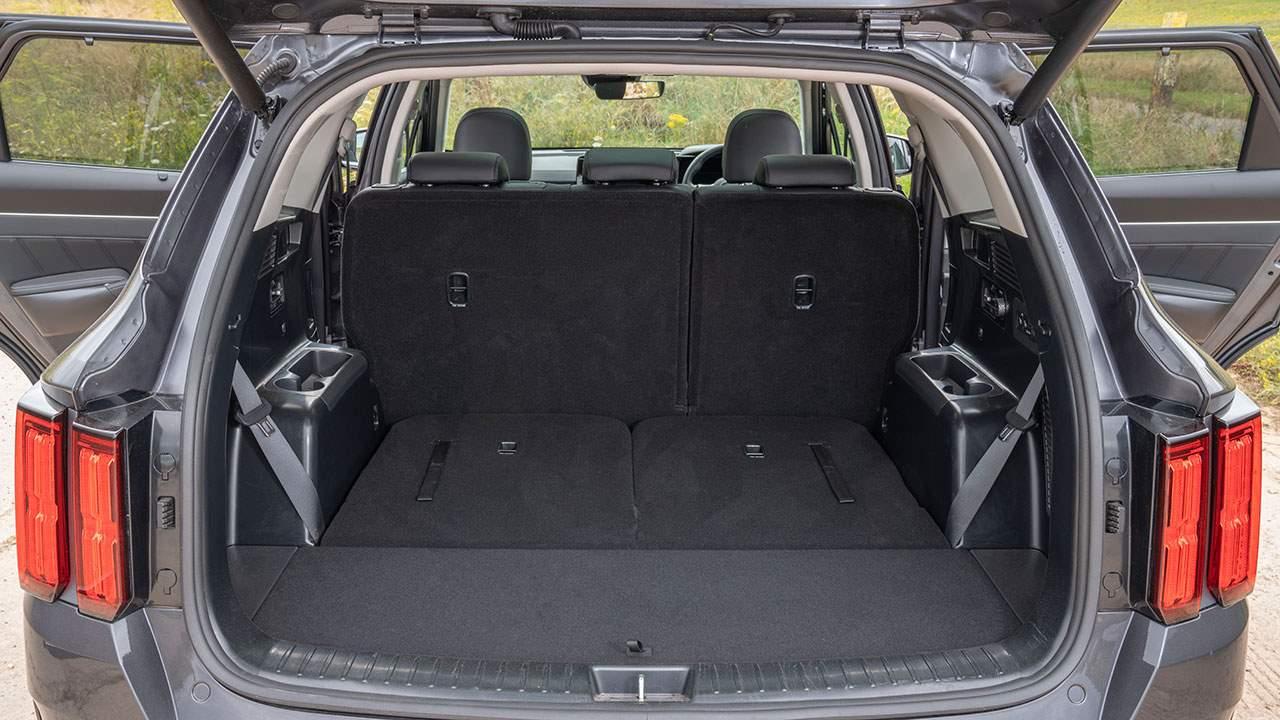 5-местный багажник Соренто 2020-2021