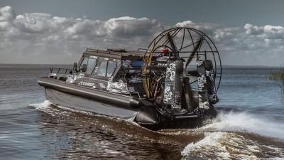 Мечта рыбака и нужда некоторых организаций – аэролодка