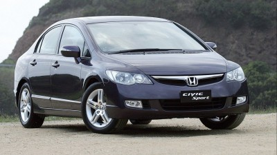 Алиэкспресс и Honda Civic 8: топ товаров