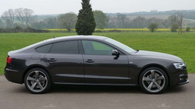 Audi A5 Typ 8T