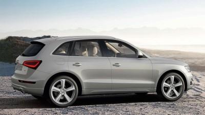 Audi Q5 2012-2016