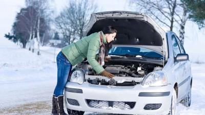 Автомобиль не заводится зимой, причины