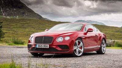 Bentley Continental GT 2011-2017