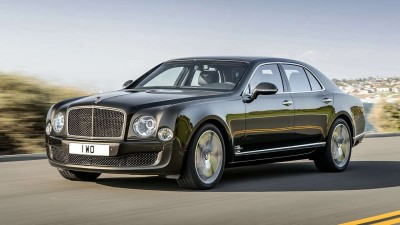 Bentley Mulsanne 2010-2016