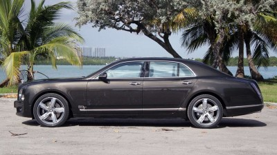 Bentley Mulsanne 2010-2016