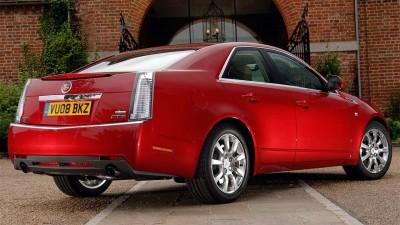 Cadillac CTS 2008-2014