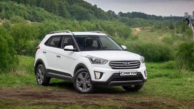 Интересные дополнения на Hyundai Creta из Aliexpress