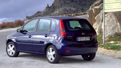 Ford Fiesta Mk6