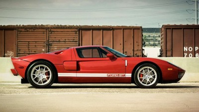 Ford GT 2003-2006