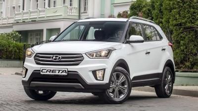 Hyundai Creta GS (2016-2020)